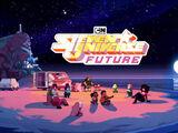 Abertura de Steven Universo Futuro