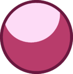 Magenta Jade Gemstone