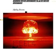 Explosão de feels