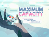 Capacidade Máxima/Galeria