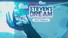 Steven's Dream - Cartão