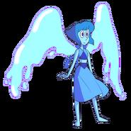 Lapis com suas asas