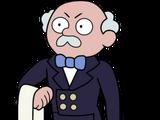 Pequeno Mordomo (personagem)