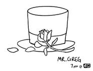 Mr. Greg - Artes Oficiais (2 - por Amber Rogers)