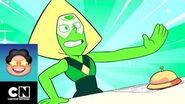 Os Poderes de Peridot Steven Universo Cartoon Network