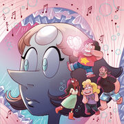 Steven Universe Harmony Issue 3 Cover A