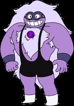 Amethyst Purple Puma