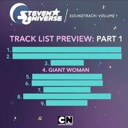 SU Soundtrack Preview 1