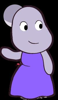 Pebble Back Head