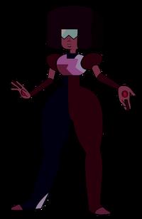 Garnet darkness palette