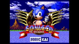 Sonic CD (JP EU) Music Palmtree Panic Zone (Present) extended