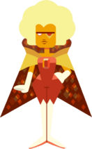 Hessonite PNG Image by CrystalMomSquad