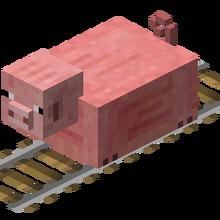 Mechanical pig hull