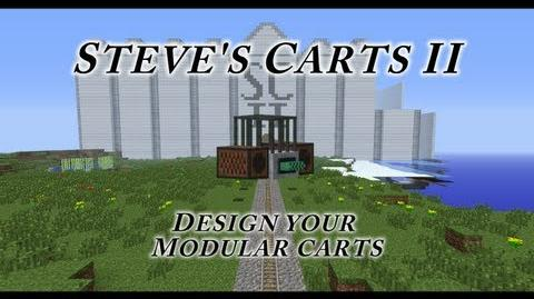 Steve's Carts 2 Official Trailer