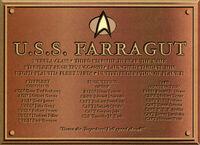 FarragutPlaque