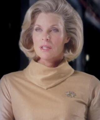 Captain Sonya Alexander