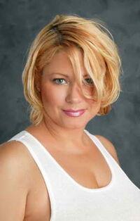 Samantha anderson as Lisa westgate