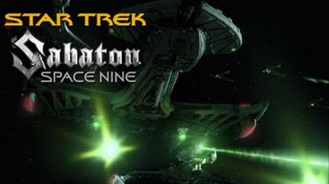 "Star Trek Sabaton Space Nine - ""Swedish Pagans"""