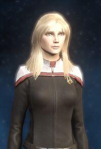 Captain Sarah Walker