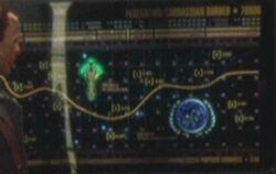 Cardassian-Federation border