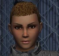 Rachel Connor armor pic 2