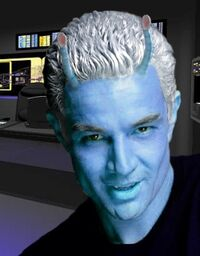 James Marsters andorian
