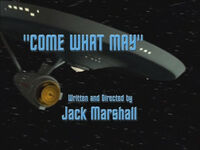 Come What May OpeningTitle