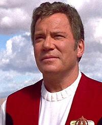 Kirk on Veridian III