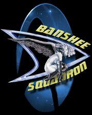 Banshee squadron logo