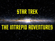 Star Trek Intrepid title