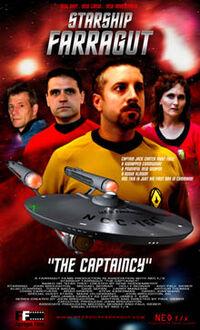 Starship Farragut Poster low res