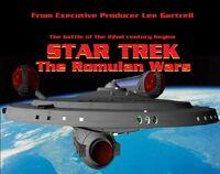 Romulan war poster