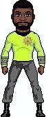 Captain M. Harper - Starbase 7