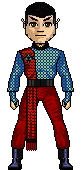 Commander Lucius - IRW Hellspawn