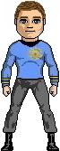 Commander J. Satin, M.D. - Starbase 7