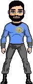 Commander P. Stein, M.D. - Starbase 7