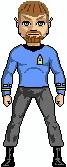 Lt. Cmdr. Sonam, M.D. - USS Intrepid II