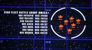 Star Fleet Battle Group Omega