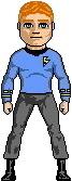 Lt. Cmdr. J. Douglas, M.D. - USS Bellatrix