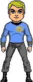 Commander A. Burton, M.D. - Starbase 7