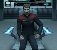 STO Captain Hawk