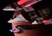 Tamarian starship-galaxy class