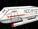 Starfleet shuttlecraft