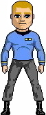 Lieutenant R. Jaeger, M.D. - USS Xerxes