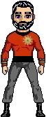 Lt. Cmdr. C. MacDermot - Starbase 134