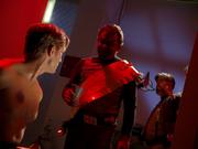 Kirk and that Klingon devil