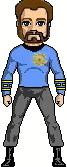 Captain N. Quatermass - Starbase 134