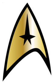 USS Enterprise Command Insignia