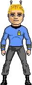Lt. Cmdr. C. Brach, M.D. - USS Intrepid II