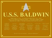 BaldwinPlaque